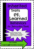 Inherited Traits vs. Learned Behavior: A Interactive Book