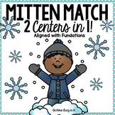 Initial sound and letter recognition  - Winter Themed