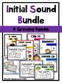Initial Sound Recognition Bundle