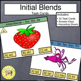 Initial Blends Clip Cards