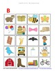 Initial / Beginning Letter Sounds for Picture Sorts -Phone