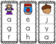 Initial/Beginning Sound Clip Cards: Aa