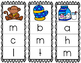 Initial/Beginning Sound Clip Cards: Mm