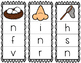 Initial/Beginning Sound Clip Cards: Nn