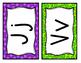 Initial/Beginning Sound Sorting and Matching: Jj, Vv