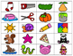 Initial/Beginning Sound Sorting and Matching: Ss, Pp