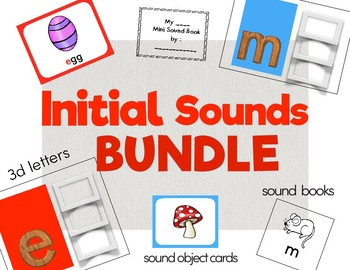 Initial/Beginning Sounds Bundle