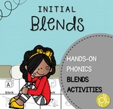 Initial Blends Phonics Games and Activities