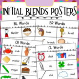 Initial Blends Posters