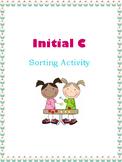 Initial C: Sorting Activity