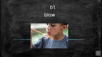 Reading Initial Consonant Blends 1