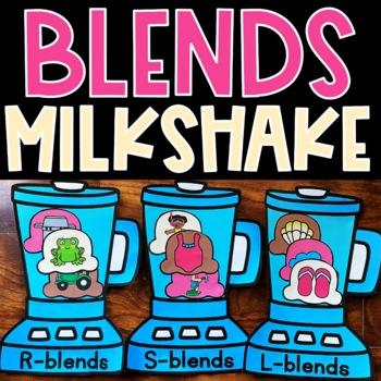 Beginning Consonant Blends 1st Grade Literacy Center Summer Theme