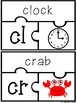 Initial Consonant Blends Activity Set: Puzzles, Matching Game and More!