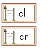 Initial Consonant  Blends ( Roping, Western)