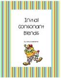 Initial Consonant Blends pack