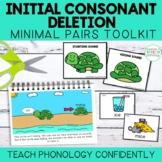 Initial Consonant Deletion Minimal Pairs Toolkit
