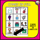 Initial Consonant Picture Cards for Sorting Activities