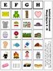 Initial Consonant & Short Vowel Sort: Kindergarten