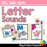 Letter Sounds - FREE!
