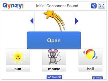 Initial Consonant Sound