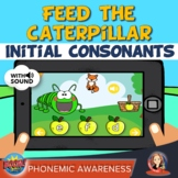 Initial Consonant Sounds Boom Card Game