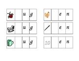 Initial Consonant Sounds-Center Activity