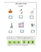 Phonics----Initial letter Worksheet g and n for the non-writer