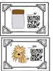 Initial Consonants with QR Codes