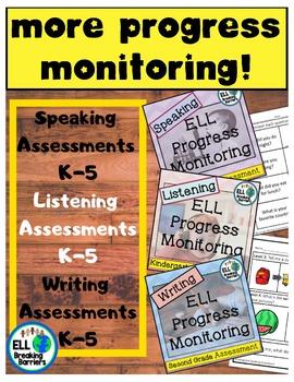 Sight Words 1-50, ELL Progress Monitoring