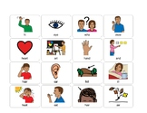 Initial H Omission Minimal Pairs Articulation Cards