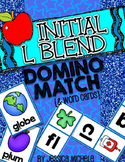 Initial L Blend Domino Match {and Word Cards}