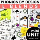 Initial L Blends Mini-Unit