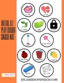 Initial /L/ Sound Smash Mat and Activity Printable