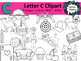 Letter C clipart - 74 images! For Commercial or Personal use