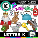 Letter K clipart - 20 images! Commercial or Personal use