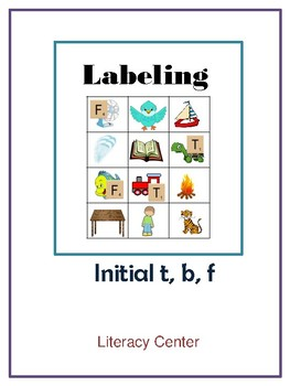 Initial Letter Labeling