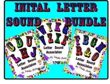 Initial Letter Sound Bundle