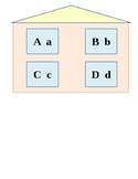 Initial Letter-Sound Sorting (a,b,c,d)