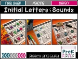 Initial Letter and Sound Mats