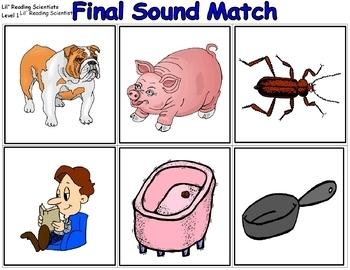Initial, Medial, and Final Sounds Kit (OG)