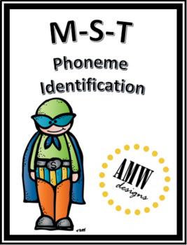 Initial Phoneme MST