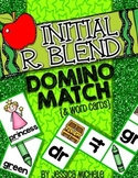 Initial R Blend Domino Match {and Word Cards}