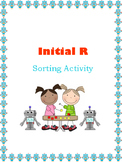 Initial R: Sorting Activity, File Folder Activity
