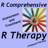 R - Initial, Vocalic, Blends Assessment & Treatment