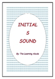 Initial S Complete Infant Worksheets
