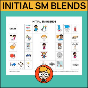 Initial SM Blends Articulation Game