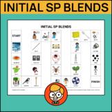 Initial SP Blends Articulation Game