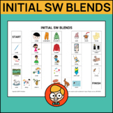 Initial SW Blends Articulation Game