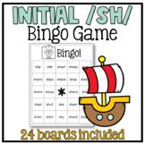 Initial Sh Digraph Bingo