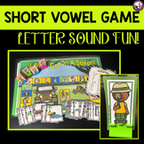Initial Short Vowel Game!